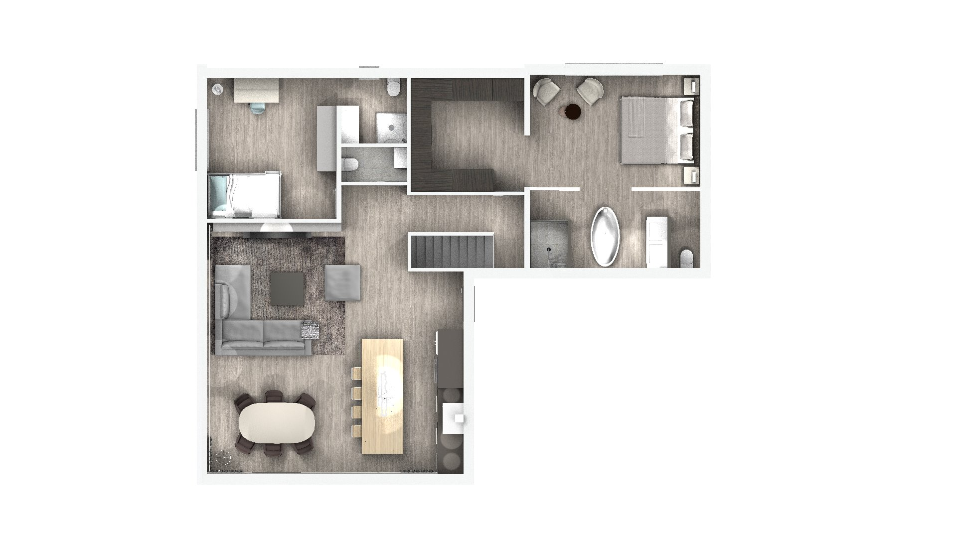Simulation 3d Appartement Maison Design